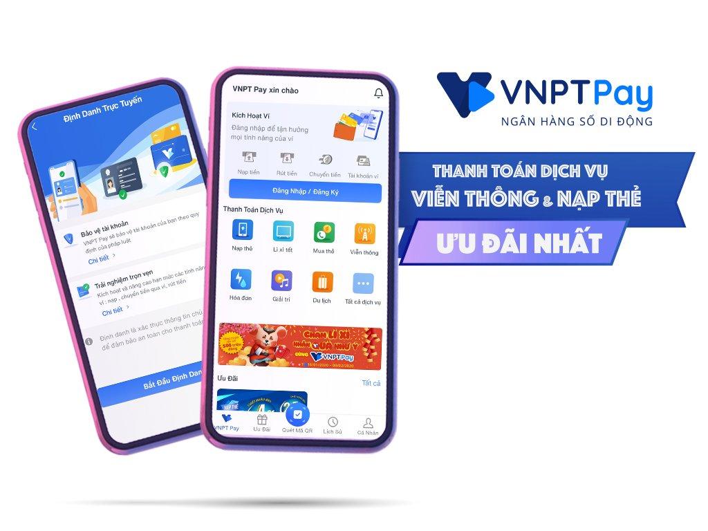 Có VNPT Pay là có quà